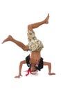 Danseur d'houblon de gratte-cul Photos libres de droits