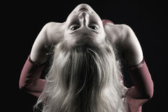Danseur d'une boîte de nuit Image libre de droits