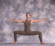 Danseur dans un Y Photo libre de droits