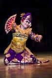 Danseur de Balinese image stock