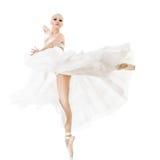 Danseur de ballet Images libres de droits