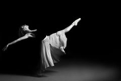 Danseur de ballet Photos stock