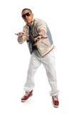 Danseur de Hip Hop image stock