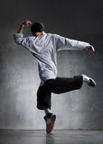Danseur de Hip-hop images stock