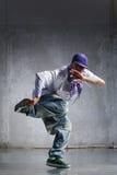 Danseur de Hip-hop images libres de droits