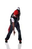 Danseur de Hip Hop Images stock