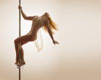 Danseur de Polonais Photos stock