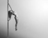 Danseur de Polonais Photo libre de droits
