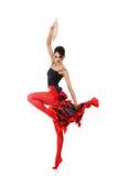 Danseur de tango Photos stock