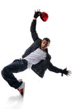 Danseur de type de Hip-hop images stock
