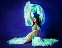 Danseur de ventre images libres de droits