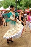 Danseur espagnol de flamenco, Marbella Photo libre de droits