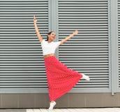 Danseur espagnol moderne Images libres de droits