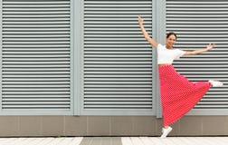 Danseur espagnol moderne Photos stock