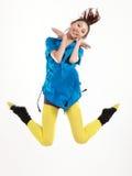 Danseur féminin Photographie stock