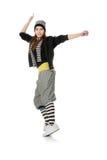 Danseur génial photos stock