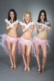 Danseur Go-go Images libres de droits