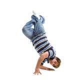 Danseur hispanique Photographie stock libre de droits