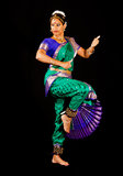 Danseur indien Images libres de droits