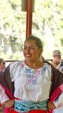 Danseur indigène photographie stock