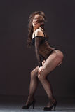 Danseur mignon Images stock
