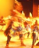 Danseurs 03 de la Ceylan Images libres de droits