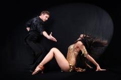 danseurs Photographie stock libre de droits