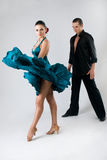 Danseurs Photo stock