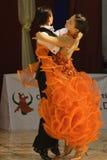 Danseurs : Ana et Diandra Iles de Dragos Image stock