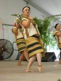 Danseurs aux pieds nus Photo stock