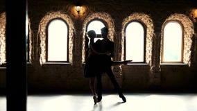 Danseurs classiques de style contemporain clips vidéos