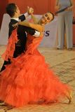 Danseurs de Calin Rusnac/Andreea Maria Hogea Images stock