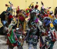Danseurs de festival Image libre de droits