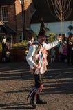 Danseurs de Morris Images stock