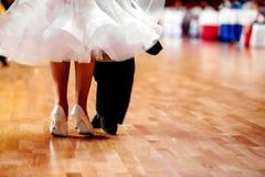 danseurs de paires de jambes images libres de droits