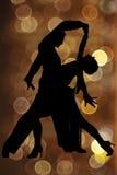 Danseurs de tango Photos libres de droits