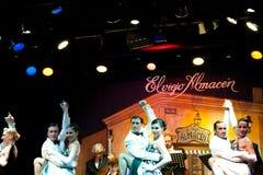 Danseurs de tango, Buenos Aires, Argentine image stock