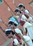 Danseurs féminins de Kathak Image stock