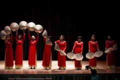 Danseurs - festival international de danse Photographie stock libre de droits