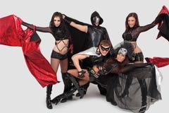 danseurs jeunes Photographie stock libre de droits