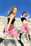 danseurs modernes Images libres de droits