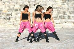 danseurs modernes photos stock