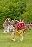 Danseurs tribals Photos libres de droits