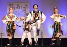 Danseurs ukrainiens photos libres de droits
