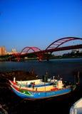 danshui, taipei, Formosa Imagens de Stock