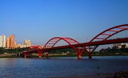 danshui, Taipei, Taiwán Imagen de archivo