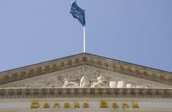 DANSKE BANK Obraz Stock