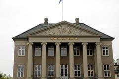 DANSKE BANK-GEBÄUDE Stockbild
