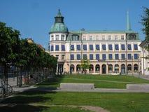 Danske Bank. Voorgevel. Linkoping. Zweden Royalty-vrije Stock Afbeelding