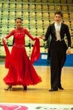 Danspaar Royalty-vrije Stock Fotografie
